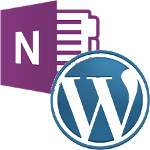 OneNote zu Wordpress